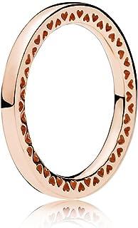 Pandora Women Vermeil Promise Ring - 186237-56 (56 EU)