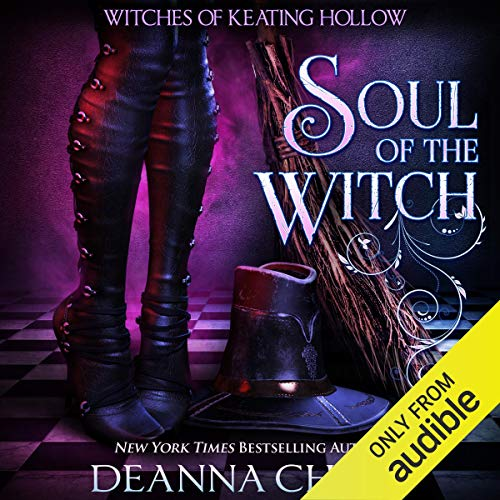 Soul of the Witch cover art