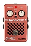 EBS ebsdvge Dyna Verb Pedale-Guitar Edition Red Label