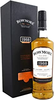Bowmore Vintage Edition mit Geschenkverpackung 1988 Whisky 1 x 0.7 l