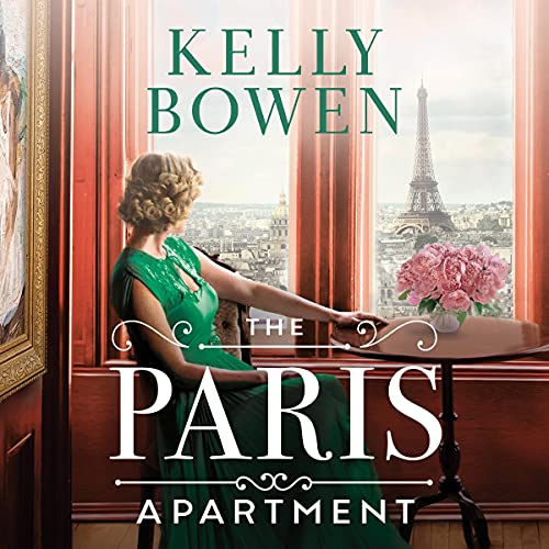The Paris Apartment Audiobook By Kelly Bowen cover art
