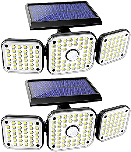 See the TOP 10 Best<br>Outdoor Solar Flood Lights