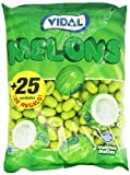 Vidal - Melons - Chicle relleno gregeado - 250 chicles
