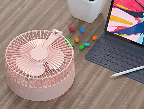 TANKLE Desktop Portable Cooling Fan Plastic Office Dorm USB Small Compact formaat for Office Dorm Desktop Fan Kleine fan