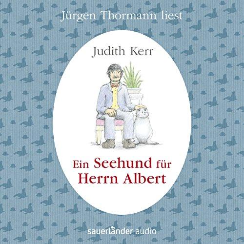 Ein Seehund für Herrn Albert audiobook cover art