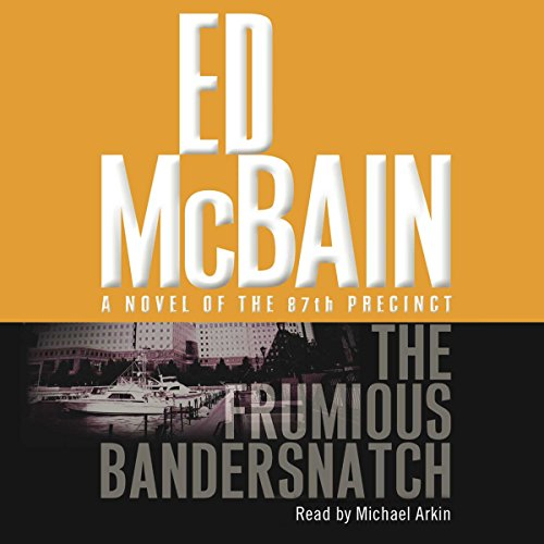 Frumious Bandersnatch audiobook cover art