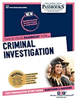 Criminal Investigation (Test Your Knowledge Series Q)