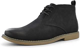 MERRYLAND Men's Classic Desert Shoes Chukka Boots
