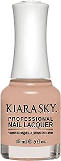 Kiara Sky Nail Lacquer - (#403 - BARE WITH ME)