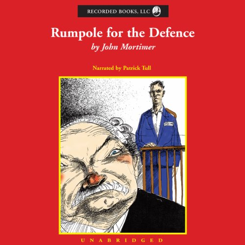 Rumpole for the Defence audiobook cover art