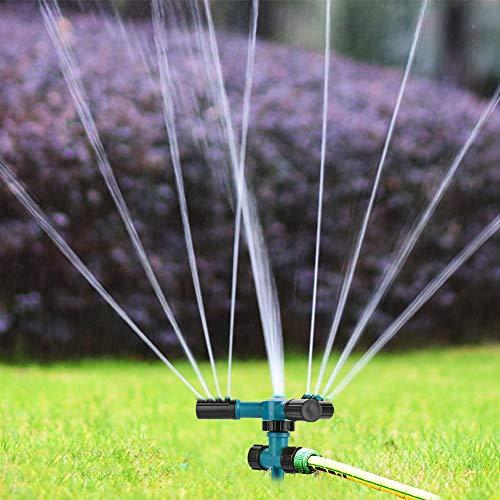 Liukouu Irrigation Tool Irrigation Sprinkler, Water-saving Water Sprinkler, for Lawn Irrigation Garden Watering