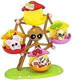 Yoohoo & Friends - Set de Noria y mueco, Multicolor (Simba 5955312)