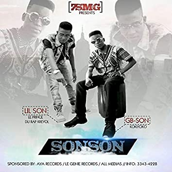 Sonson (feat. Gbson)
