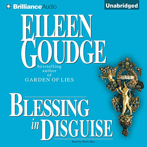 Blessing in Disguise audiobook cover art