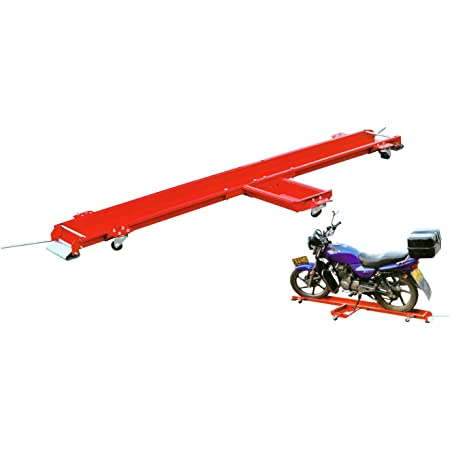 Motorrad Rangierhilfe Rollwagen Rolly 560 Kg Neu Auto