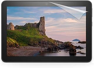 【Fire HD 8, Fire HD 8 Plus用】 Digio2  液晶保護フィルム 高精細 反射防止 気泡レス加工 2枚入り
