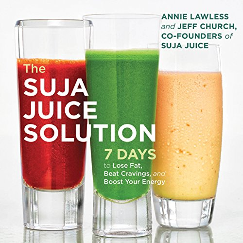 The Suja Juice Solution audiobook cover art