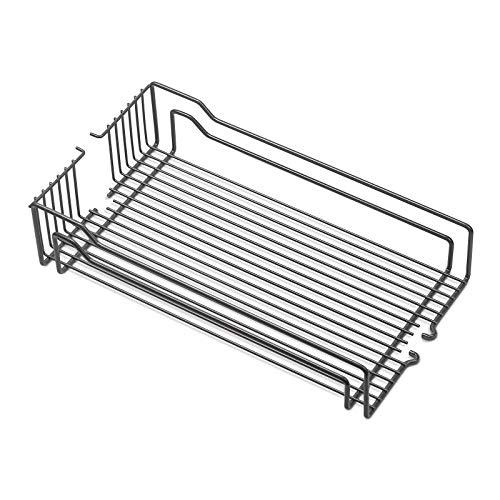 SOTECH Einhängekorb für 300 mm Schrankbreite 250 x 467 x 110 mm Drahtkorb für Apothekerauszug DISPENSA Junior III