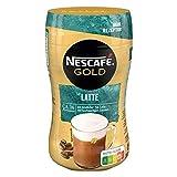 NESCAFÉ Gold Typ Latte, Getränkepulver aus löslichem Bohnenkaffee, koffeinhaltig, 1er Pack (1 x 250g)
