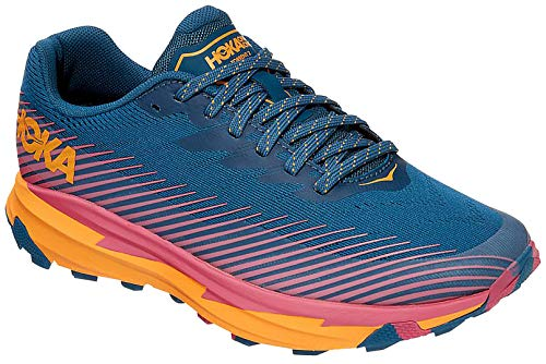 Hoka One One Torrent 2 Women morrocan blue/saffron