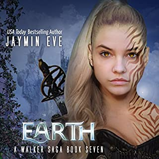 Earth: A Walker Saga, Book 7                   Written by:                                                                                                                                 Jaymin Eve                               Narrated by:                                                                                                                                 Eva Kaminsky                      Length: 11 hrs and 21 mins     1 rating     Overall 5.0