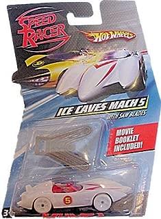 Hot Wheels Speed Racer Ice Cave Mach 5 Diecast Car
