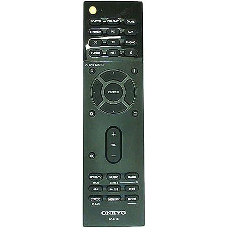 New Onkyo Receiver Remote Control RC-911R TX-NR555 TX-NR656 TX-NR757 TX-RZ610