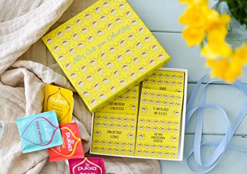 Geldgeschenk Geburtstag -Geld Verpackung - Geburtstagskuchen (ohne Tee)