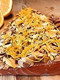 Saumon gravé aux amandes rôties et au zeste d'orange 1.1 kg Gravlax