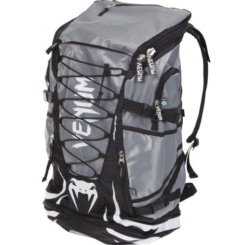 VENUM Challenger Xtreme Bolsa de Deporte, 63 litros, Negro/Gris