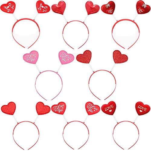 Trounistro 8 Pack Valentine's Day Heart...