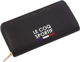 le coq sportif ポップカラー ラウンドファスナー 長財布 束入れ