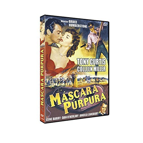 The Purple Mask ( La Mascara Purpura)- European Import