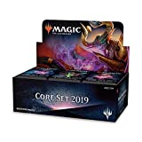 Magic: The Gathering Core Set 2019 Booster Box | 36 Booster Packs (540 Cards)