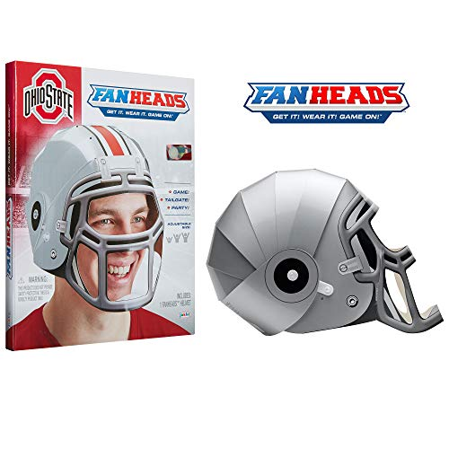 Fanheads 07687-PDQ Ohio State Buckeyes Helmet