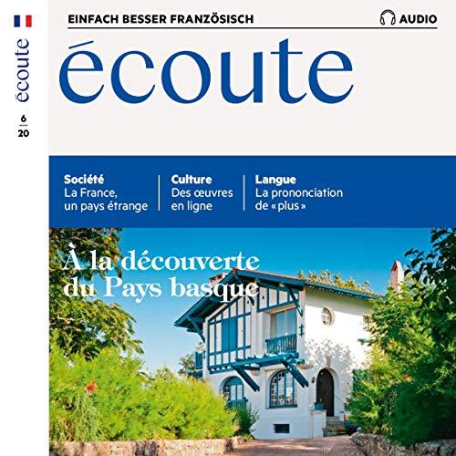 Écoute Audio - À le découverte du Pays basque. 6/2020 Titelbild