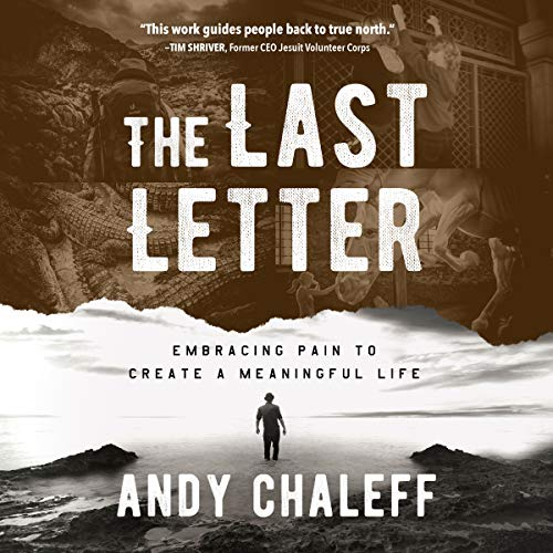 The Last Letter Audiobook By Andy Chaleff cover art