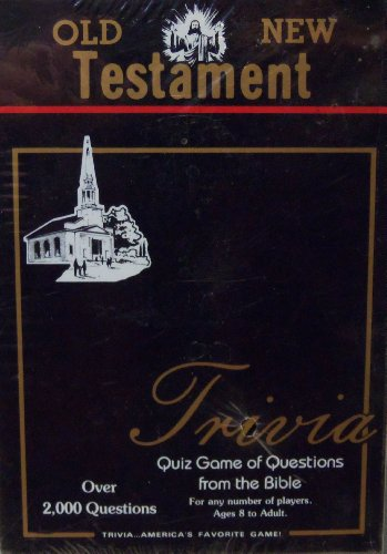 Old New Testament Trivia
