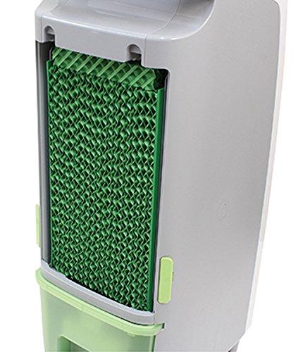 APIX『HOT&COOLwithMOIST』リモコン付きホワイトAHC-880R-WH