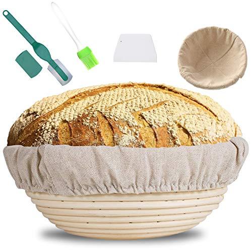 Cesta de Fermentación de Pan,10