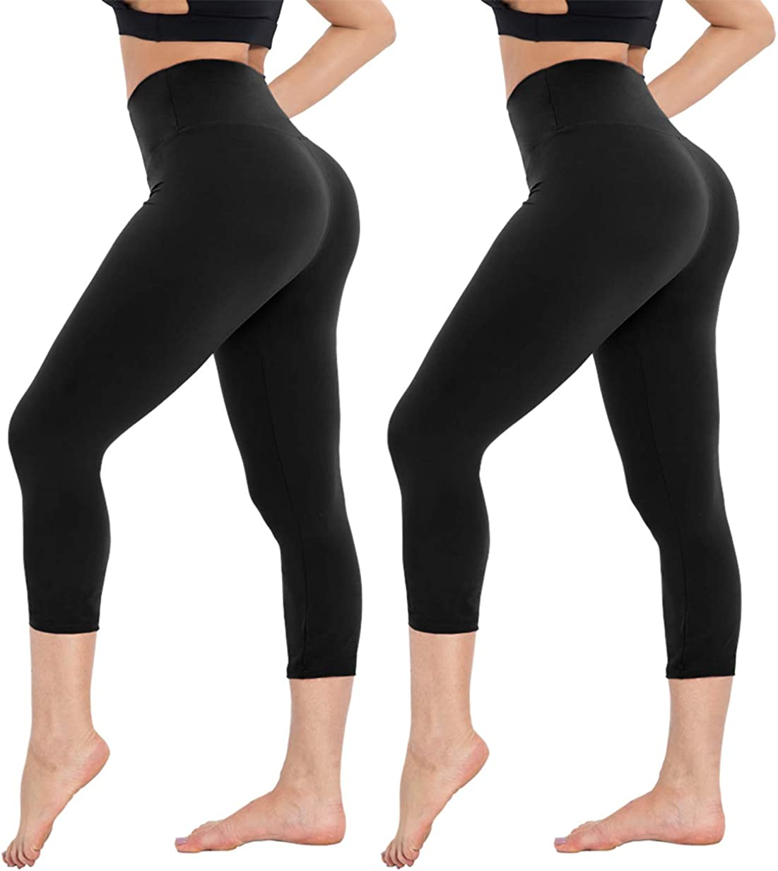 CAMPSNAIL High Waisted Leggings safety for Women C Tummy Colorado Springs Mall Buttery Soft -