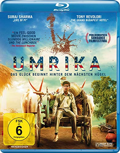 Umrika - Das Glück beginnt hinter dem nächsten Hügel [Blu-ray]