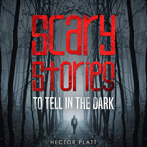 Scary Stories to Tell in the Dark audiobook cover art