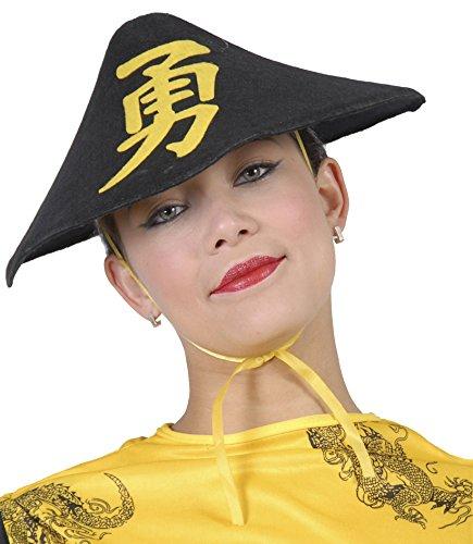 Guirca- Sombrero chino fieltro, u (13529.0) , color/modelo surtido