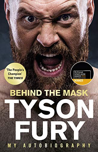 Behind the Mask: My Autobiography – Winner of the 2020 Sports Book of the Year