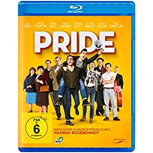 PRIDE (BLU-RAY) - VARIOUS