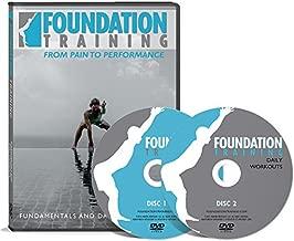 Foundation Training 2 DVD Set - Fundamentals/Daily Workouts Back Exercises