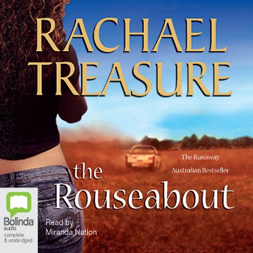 The Rouseabout audiobook cover art
