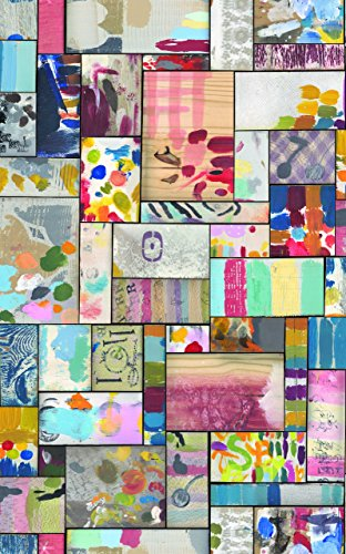 d-c-fix, Folie, Design Kentani, Patchwork bunt, selbstklebend, 67,5 x 200 cm