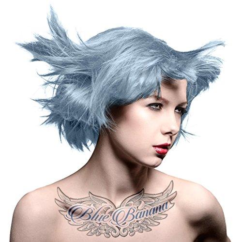 Manic Panic High Voltage Classic Cream Formula Haarfarbe (Blue Steel)